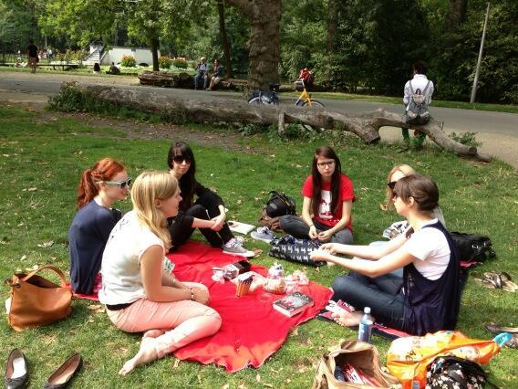 book blog picknick