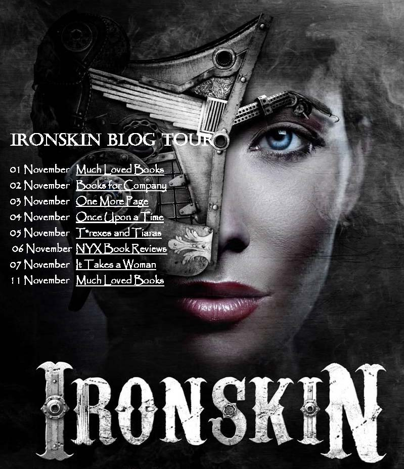 ironskin blog banner