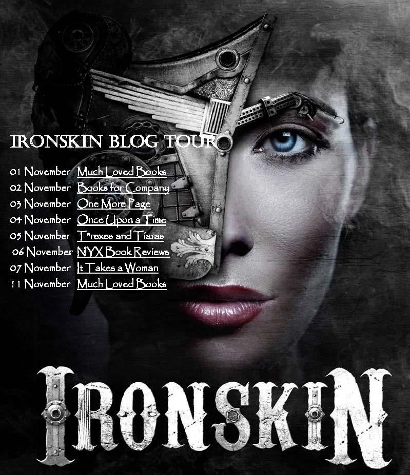 ironskin blog banner