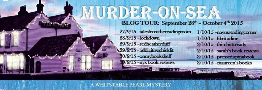 murder on sea tour